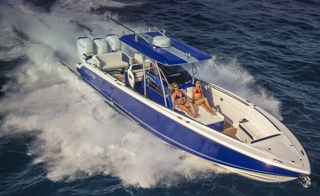 2017 Nor-Tech Boats